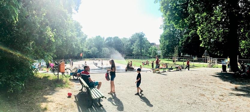 21.06.2019 Plansche Weißensee