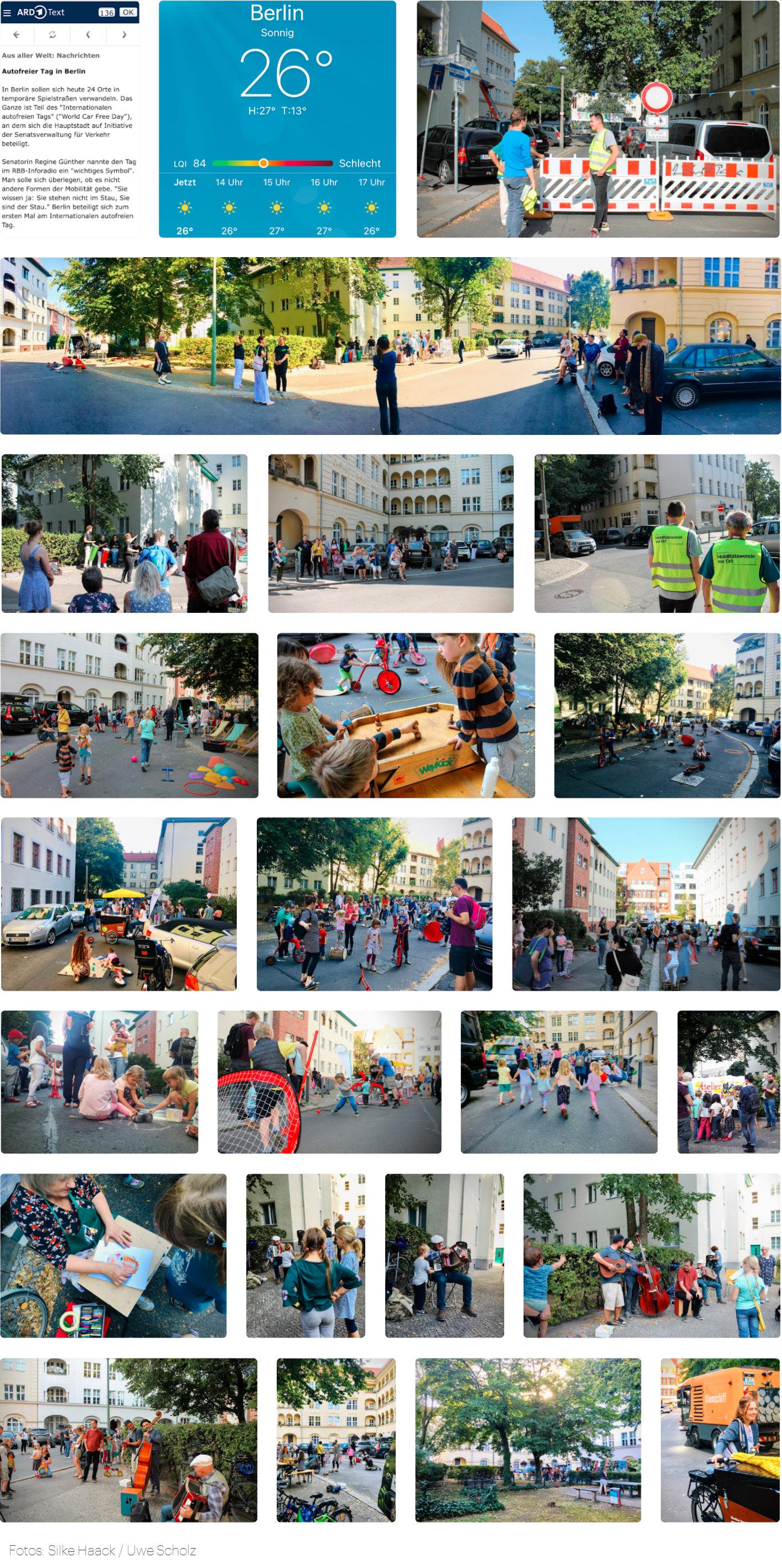 Spiel- und Nachbarschaftsnachmittag in der Tassostraße am 22.09.2020