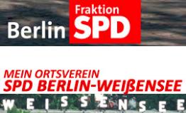 Intensives Gespräch mit SPD-Abteilung Weißensee